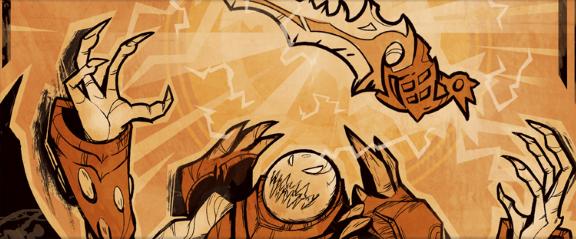 Arc Warden Divine Rapier