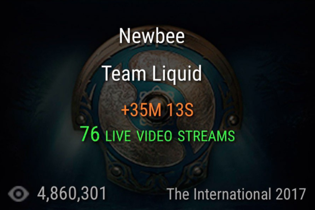 NewBee vs Team Liquid