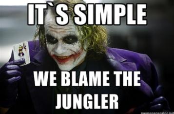lol blame jungler