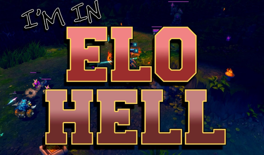 Elo Hell in League of Legends